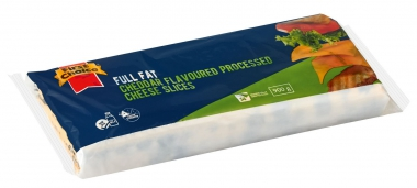 FIRST CHOICE 54 SLICED CHEDDAR CHEESE INDIVIDUALLY