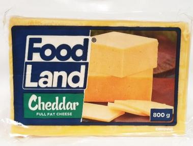 FOODLAND CHEDDAR CHEESE