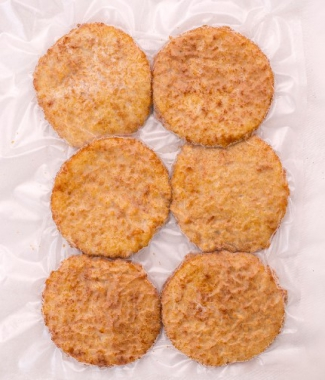 FOODLAND CRUMBED TRADITIONAL CHICKEN BURGER