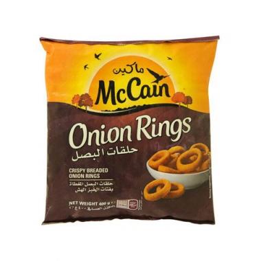 Mc CAIN ONION RING