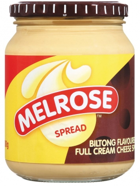MELROSE CHEESE SPREAD BILTONG