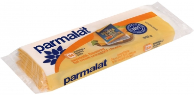 PARMALAT 54 SLICED SWEET MILK CHEESE INDIVIDUALLY