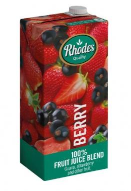RHODES FRUIT JUICE BERRY