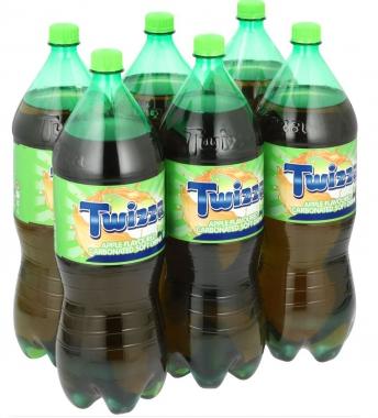 TWIZZA APPLE DRINK