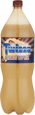 TWIZZA GINGER BEER