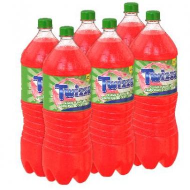 TWIZZA GUAVA DRINK