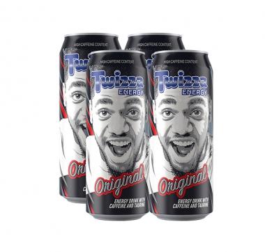 TWIZZA ORIGINAL ENERGY DRINK 4x500ML