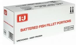 I&J BATTERED FILLETS (FROZEN)