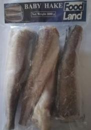 FISH HAKE BABY VAC PACK