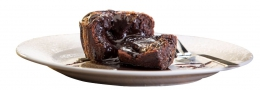BRENELL CHOCOLATE LAVA PUDDING