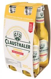 BEER ALCOHOL FREE CLAUSTHALER LEMON