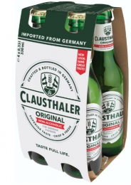 BEER ALCOHOL FREE CLAUSTHALER ORG