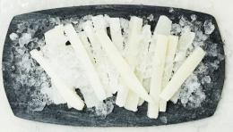 CALAMARI PLAIN STRIPS (40X125G)