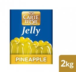 CARTE D'OR PINEAPPLE JELLY 4X500G