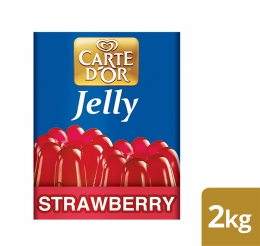 CARTE D'OR STRAWBERRY JELLY 4X500G