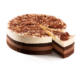 BRENELL MISSISSIPPI MUD CAKE- 12 PORTIONS (FROZEN)