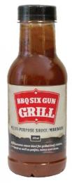 SAUCE BBQ SIX GUN GRILL