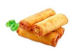 DINNER MATES SPRING ROLLS CHICKEN & VEG