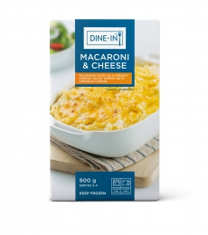 DINE IN MACARONI & CHEESE 900G