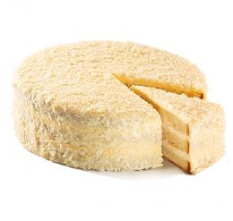 BRENELL WHITE CHOC HAZEL MOUSSE CAKE