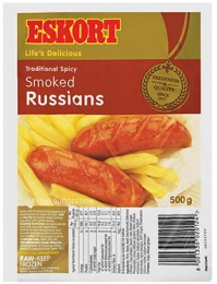 ESKORT PORK RUSSIANS (FRESH)