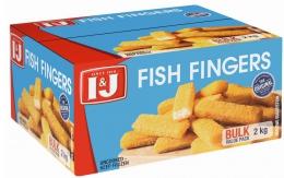 I&J FISH FINGERS (FROZEN)