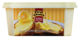 FIRST CHOICE BUTTER SPREAD