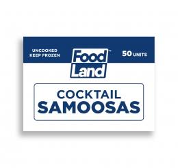 FOODLAND COCKTAIL SOYA SAMOOSAS
