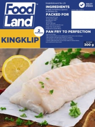 FOODLAND KINGKLIP PORTION