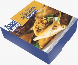 SAMOOSA F/LAND MEDIUM CHICKEN 20X25G