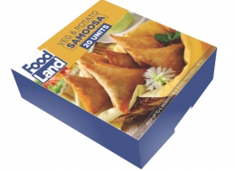 SAMOOSA F/LAND MEDIUM VEG & POTATO 20 X 25G