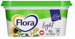 FLORA MARGARINE LIGHT TUB