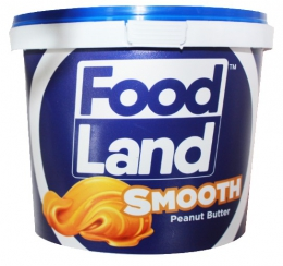 FOODLAND SMOOTH PEANUT BUTTER