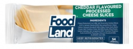FOODLAND CHEESE CHEDDAR SLICES