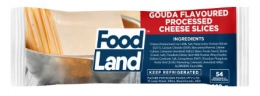 FOODLAND CHEESE GOUDA SLICES