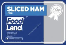 FOODLAND SLICED SANDWICH HAM (FROZEN)