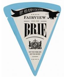 FAIRVIEW RIPE & READY BRIE 125G