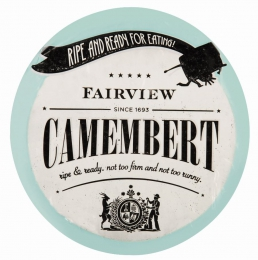 FAIRVIEW RIPE & READY CAMEMBERT 125G
