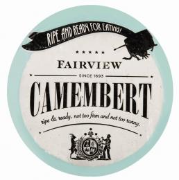 FAIRVIEW RIPE & READY CAMEMBERT 125G