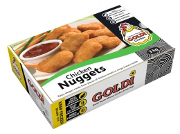 GOLDI CHICKEN NUGGETS
