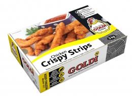 GOLDI CRUMBED CHICKEN STRIPS