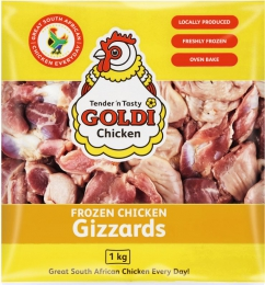 GOLDI CHICKEN GIZZARDS