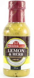 MEISTER CLUB LEMON & HERB