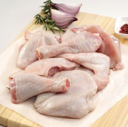 S/FARM IQF CHICKEN MIXED PORTIONS (FROZEN)