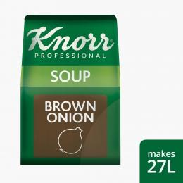 SOUP POWDER BROWN ONION KNORR