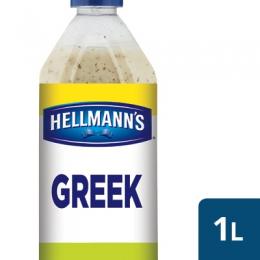 SAUCE VINAGRETTE GREEK SALAD HELLMANNS