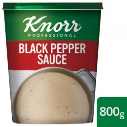 BLACK PEPPER SAUCE POWDER KNORR