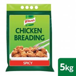 KNORR CHICKEN SPICY BREADING