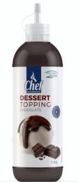 DESSERT TOPPING CHOCOLATE LIBERTY 1LT LOOSE