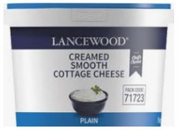 LANCEWOOD COTTAGE CHEESE SMOOTH